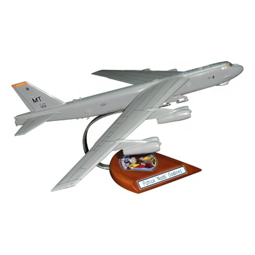 5 BW B-52H Custom Airplane Model  - View 4