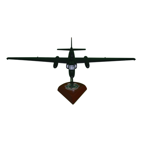9 OG U-2 Custom Airplane Model  - View 3