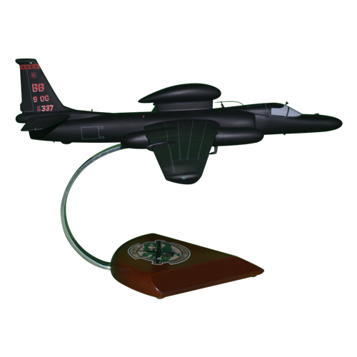 9 OG U-2 Custom Airplane Model  - View 4
