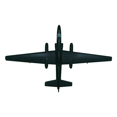 9 OG U-2 Custom Airplane Model  - View 5