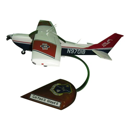 Custom Cessna 182Q Skylane Model - View 4