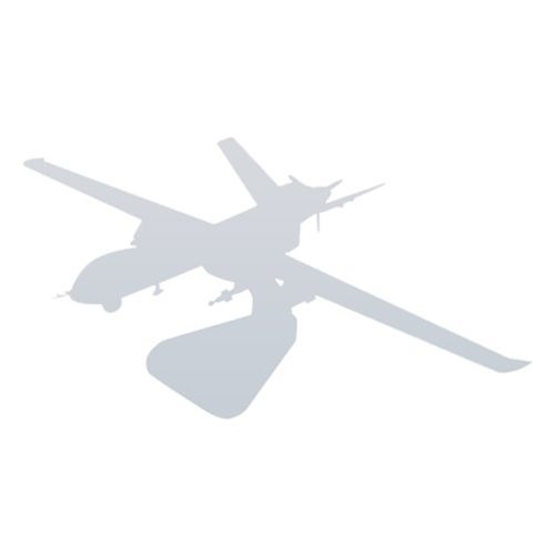 138 ATKS MQ-9 Custom Airplane Model