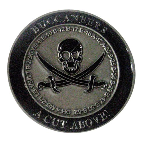 20 BS Challenge Coin - View 2