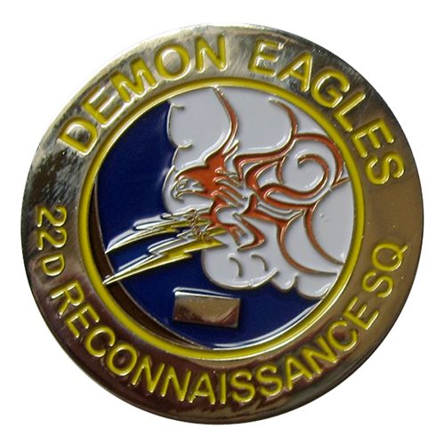 22 RS Challenge Coin
