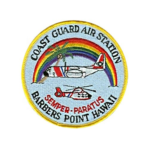 CGAS Barbers Point HC-130H Hercules Custom Airplane Model Briefing Sticks