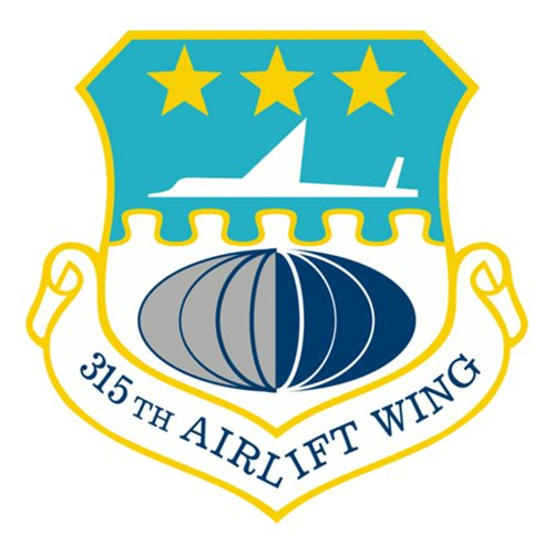 (315 AW C-17) Briefing Stick