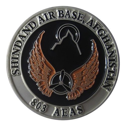 803 AEAS Coin - View 2