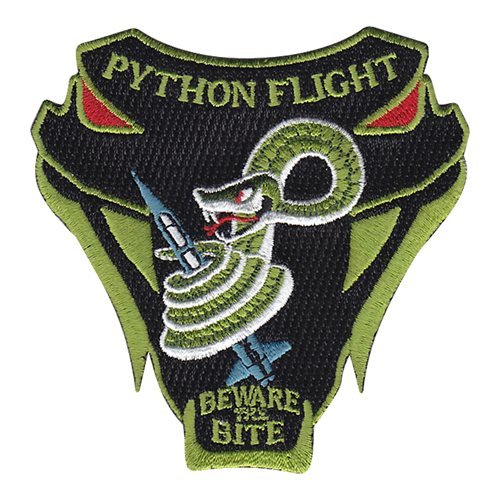 Python P-Flight Patch
