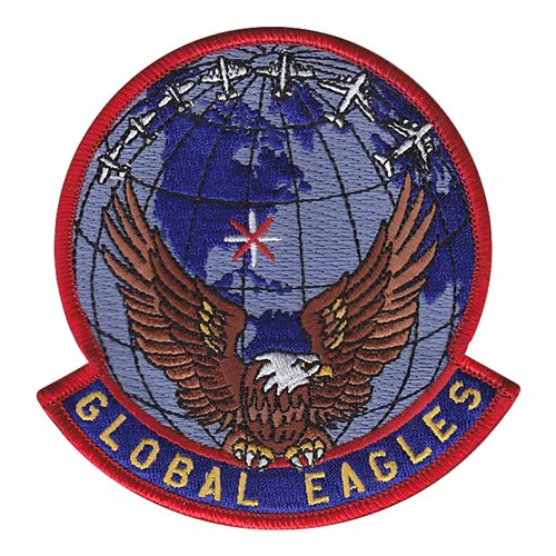 15 AS Global Eagles Friday Patch