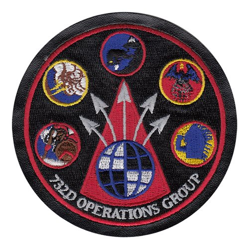 732 OG Gaggle Patch