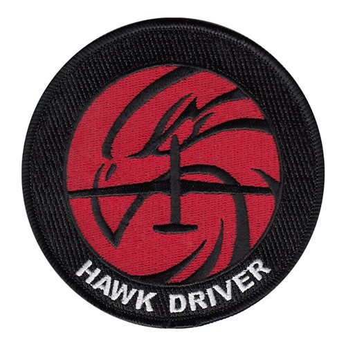 1 RS Hawk Driver Patch