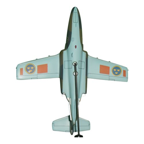 Swedish Air Force Saab 105 Airplane Model Briefing Stick - View 5