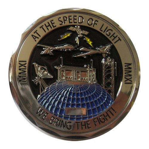 432 ACMS Custom Air Force Challenge Coin - View 2