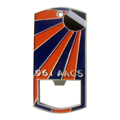 961 AACS Bottle Opener Coin - View 2