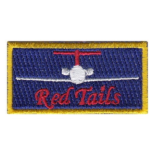 99th Flying Training Squadron Embroidered Pencil Patch