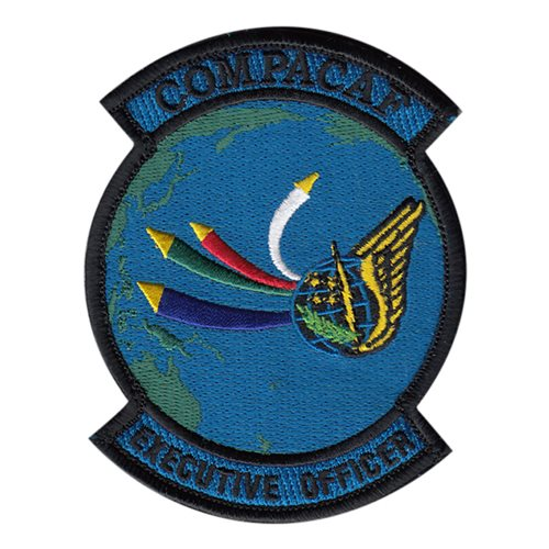 COMPACAF Executive Officer Patch