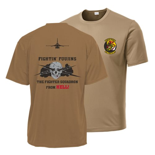 4th Fighter Squadron Shirts  - View 4