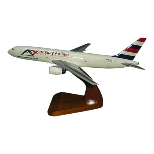 Paraguay Airlines Boeing 767 Custom Model  - View 2