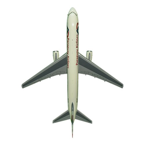 Paraguay Airlines Boeing 767 Custom Model  - View 5