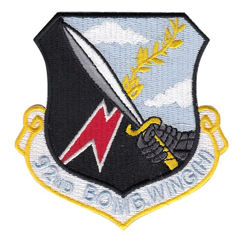 92 ARW Heritage Patch