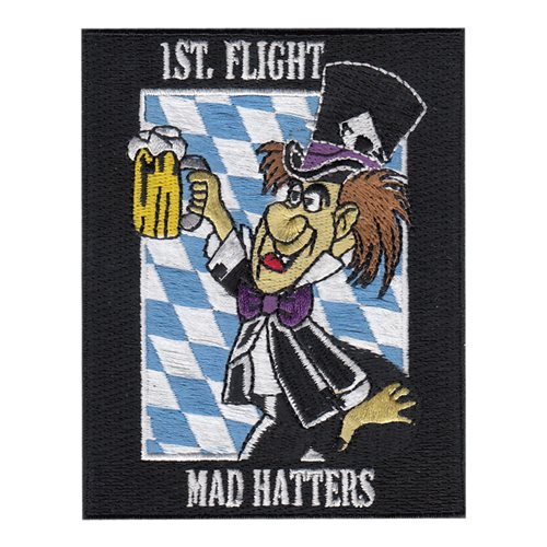 C Co 3-158 AHB Mad Hatter Patch