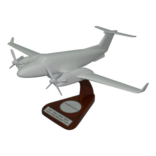 Design Your Own King Air Custom Airplane Model