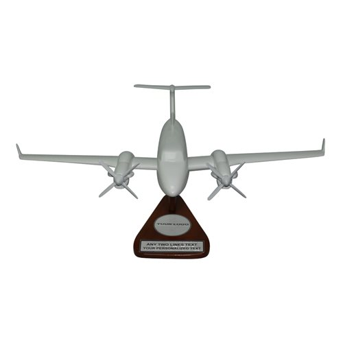 Design Your Own King Air Custom Airplane Model - View 2