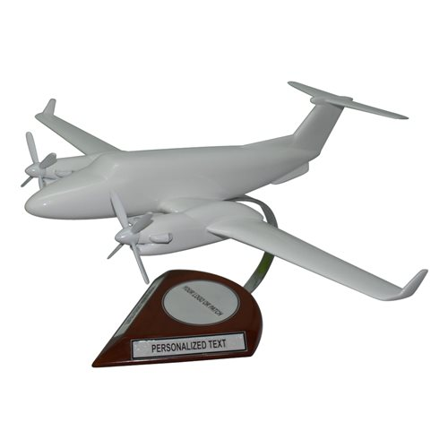 Design Your Own King Air Custom Airplane Model - View 3