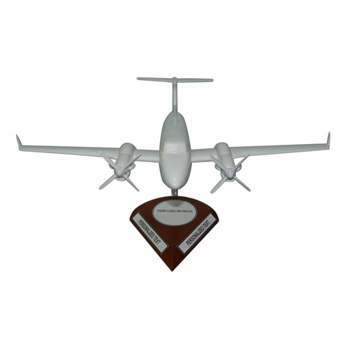 Design Your Own King Air Custom Airplane Model - View 4