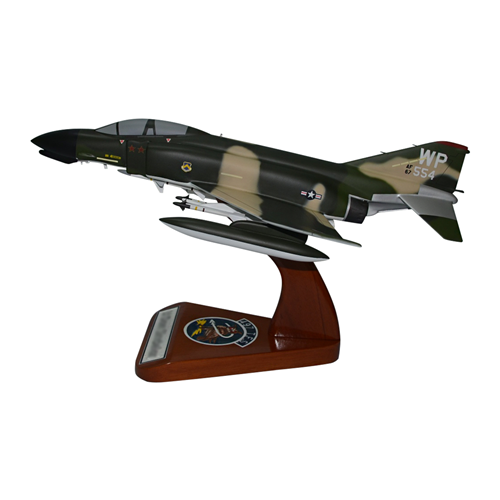 497 TFS F-4 Custom Airplane Model  - View 2