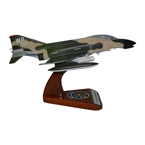 497 TFS F-4 Custom Airplane Model  - View 4