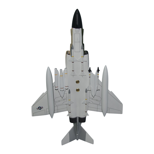 497 TFS F-4 Custom Airplane Model  - View 6