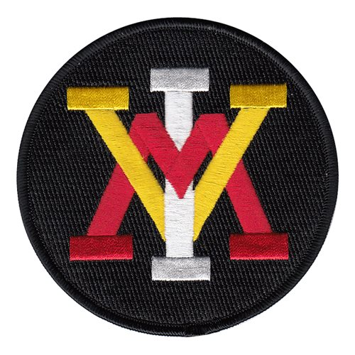 AFROTC Det 880 Virginia Military Institute Patch