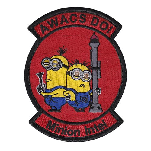 968 EAACS Minion Intel SA-7 Patch
