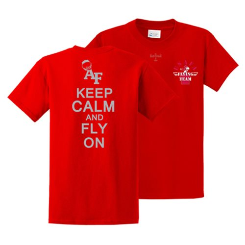 USAFA Flying Team Shirts  - View 2