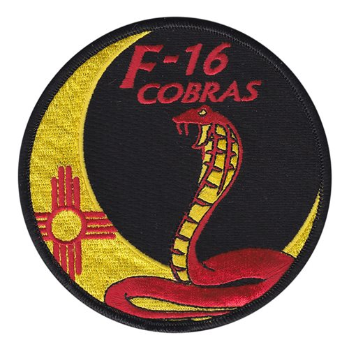 54 OSS F-16 Cobra Patch