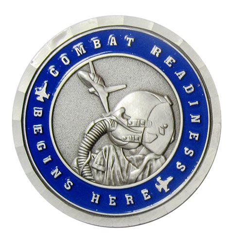 LMCO T-50 Challenge Coin