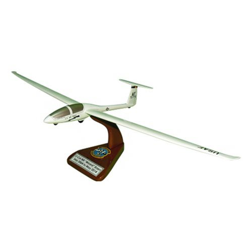 Design Your Own TG-16A Glider Custom Airplane Model