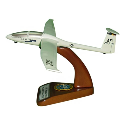 70 FTS TG-16A Glider Custom Airplane Model  - View 2