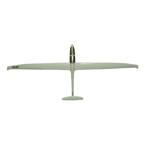 70 FTS TG-16A Glider Custom Airplane Model  - View 5
