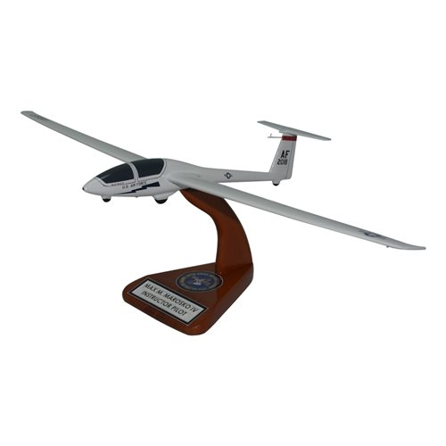 94 FTS TG-16A Glider Custom Airplane Model