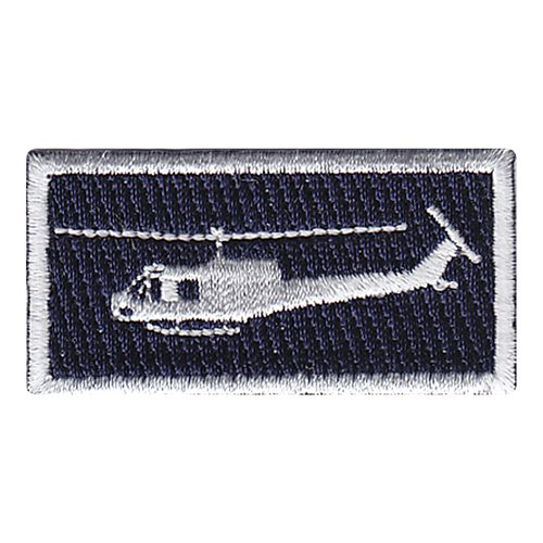 582 OSS UH-1N Pencil Patch  - View 2