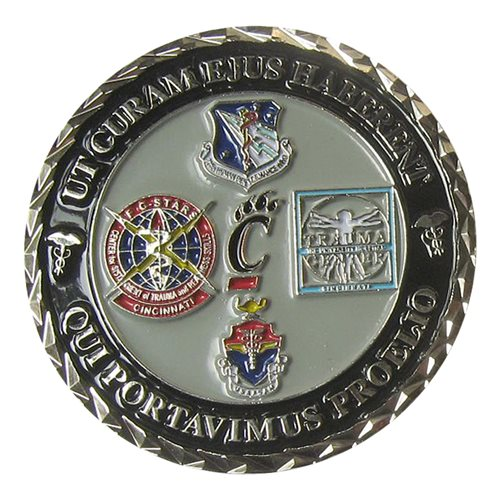 UCIMM Coin - View 2