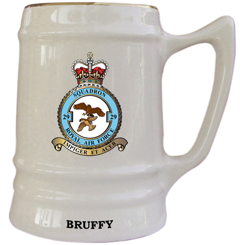 29 SQN Ceramic Mugs