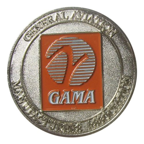 GAMA Challenge Coin
