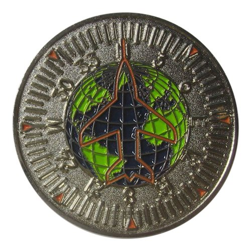 GAMA Challenge Coin - View 2