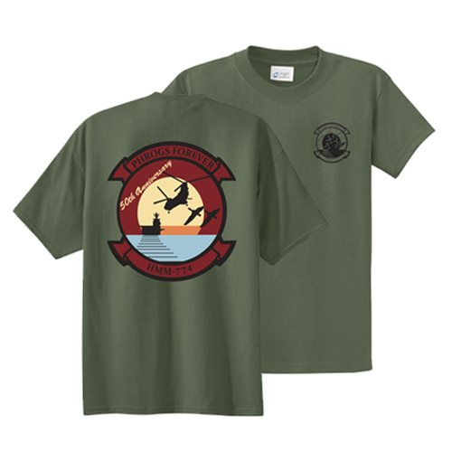 Marine Medium Helicopter Squadron 774 Shirts - View 2