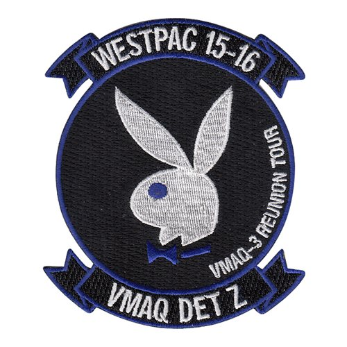 VMAQ-3 Reunion Tour Patch