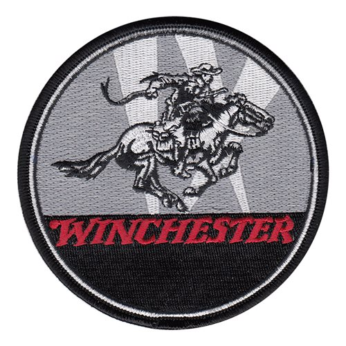9 BS Winchester Patch