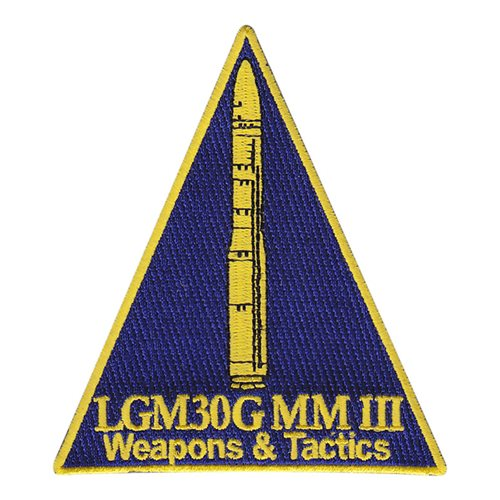 321 MS MM III Patch